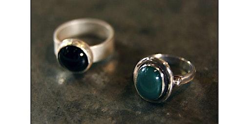 Make a Ring/Set a Stone Workshop (04-05-2020 starts at 10:00 AM)