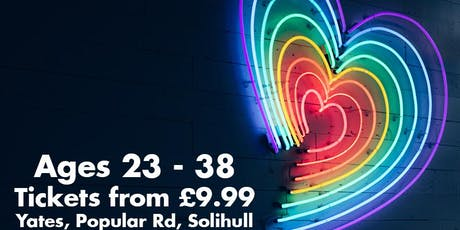 Speed Dating Valentines Special ages 23 - 38 tickets