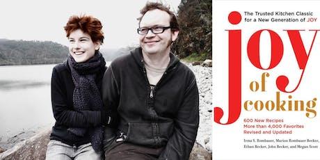 Joy of Cooking with Megan Scott & John Becker tickets