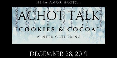 Achot Talk-COOKIES & COCOA