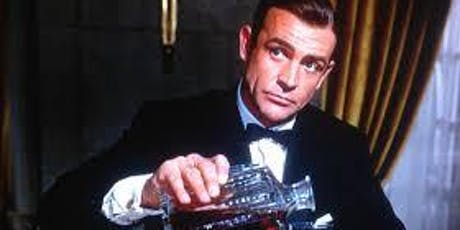 Shaken AND Stirred: Cocktails with 007 tickets