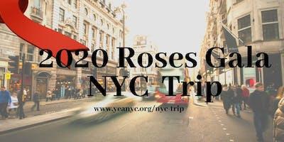 2020 Roses Gala NYC Trip