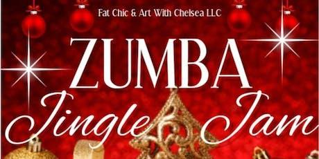 Zumba Jingle Jam tickets