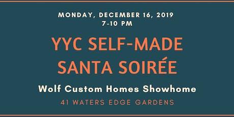 YYC Self-Made Santa Soirée tickets
