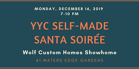 YYC Self-Made Santa Soirée tickets