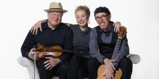 SOLD OUT - Annie Ellicott Trio Holiday Concert