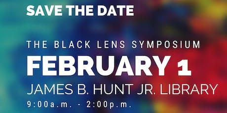 Black Lens Symposium tickets