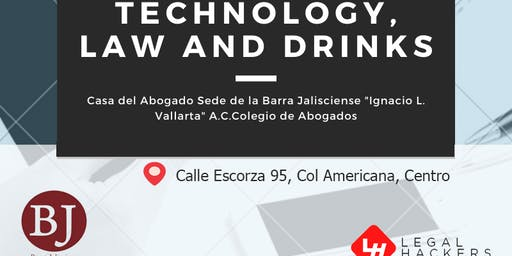 Technology, Law and Drinks