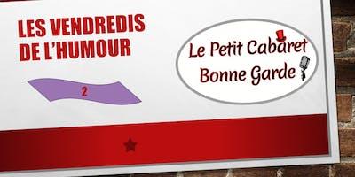 LES VENDREDIS DE L'HUMOUR #2