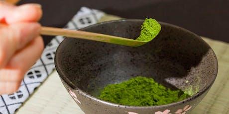 Atelier de Matcha & Mini cérémonie de thé japonaise tickets