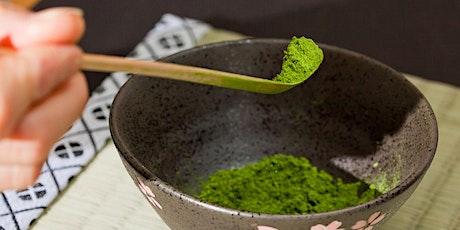 Atelier de Matcha & Mini cérémonie de thé japonaise billets