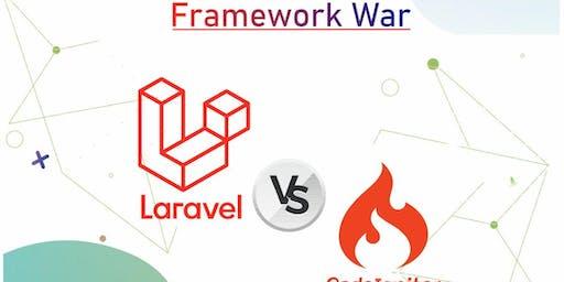 Meetup #2 - Framework War Laravel vs Codeigniter