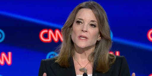 Marianne Williamson~Healing America with LOVE