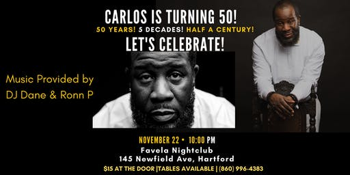 Carlos' 50th Birthday Celebration