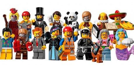 Wacky Winter Lego Bingo  tickets