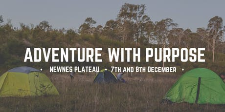Postponed - Adventure with Purpose tickets
