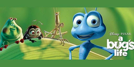 The Havre de Grace Arts Collective presents: Disney Pixar's A Bug's Life
