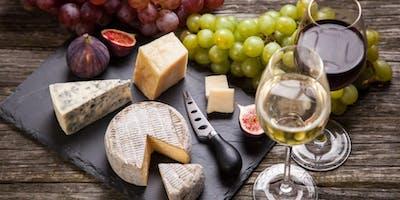 Cheese and Wine Pairing at Harmony Vineyards!