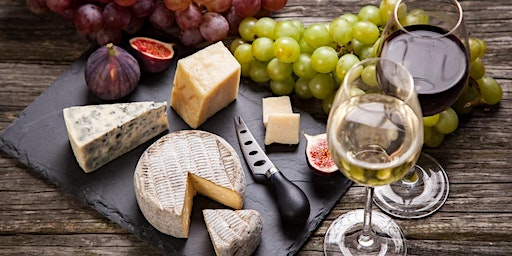 Cheese and Wine Pairing at Harmony Vineyards!