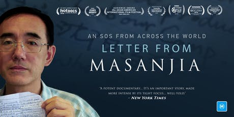 Melbourne Premiere: LETTER FROM MASANJIA tickets