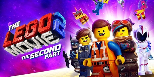 The Havre de Grace Arts Collective presents: The Lego Movie 2: The Second Part