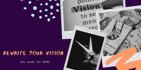 Rewrite Your Vision tickets