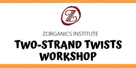 Two-Strand Twists Workshop tickets