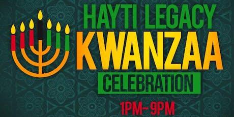 Hayti Legacy Kwanzaa 2019 tickets