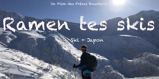 Ciné-conférence Voyage de ski au Japon à Sherbrooke