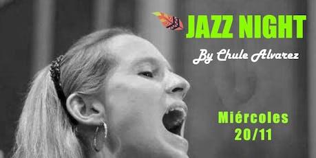 Juley en Pilar - Noche de Jazz entradas