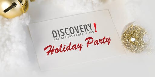 D! Holiday Party