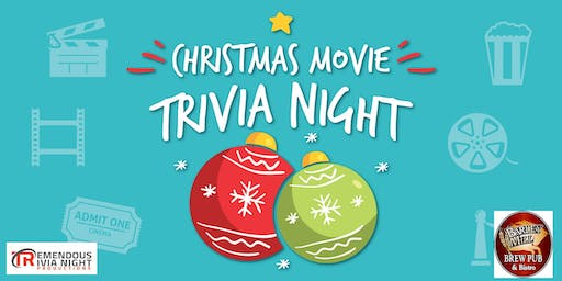Christmas Movie Trivia Night at the Barley Mill, Penticton!