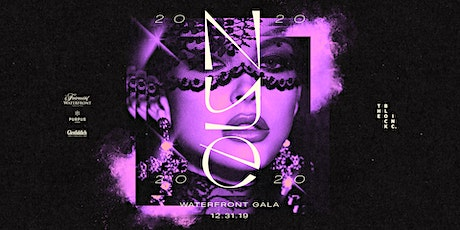 New Year's Eve  2020 Waterfront Gala Ball tickets