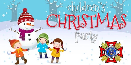VFW Children's Christmas Party (A Members Only Event)  tickets