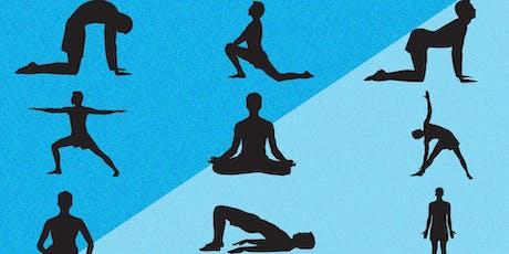 UWIS December Meet-up: Yoga tickets