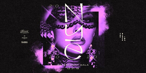 NYE 2020 Waterfront Gala Ball