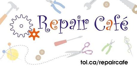 Langley Repair Cafe tickets