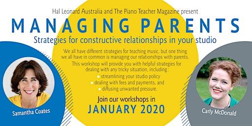 Managing Parents - Adelaide