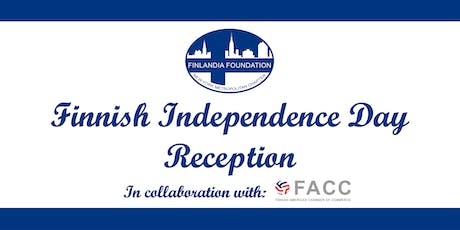 Finnish Independence Day Reception tickets