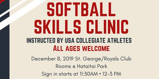 Softball Skills Camp
