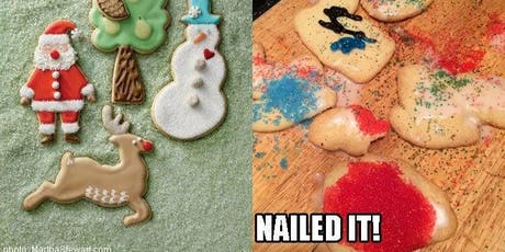 NORTHSIDE: Teen Nail It or Fail It: Cookie Decorating(For Grades 6 to 12) tickets