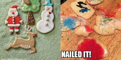 NORTHSIDE: Teen Nail It or Fail It: Cookie Decorating(For Grades 6 to 12)