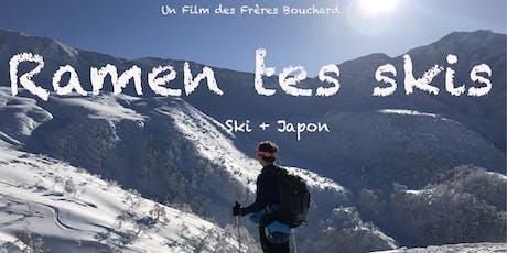 Ciné-conférence Voyage de ski au Japon à Montréal billets