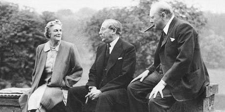 Winston Churchill and the Jews - illustrated talk by Richard Cohen, 24 Nov tickets
