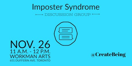 Imposter Syndrome: Am I Good Enough? tickets