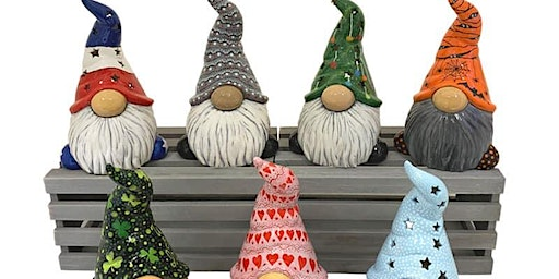 Gnome night at Indie Ferm