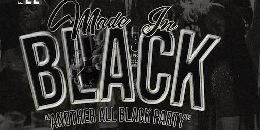 Another all black party