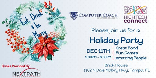 December Tech Fest - Holiday Party