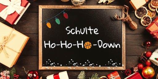 Schulte Ho-Ho-Ho-down