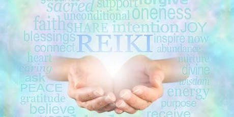 Reiki II Class and Certification tickets